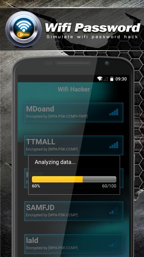 WIfi Password Prank - screenshot