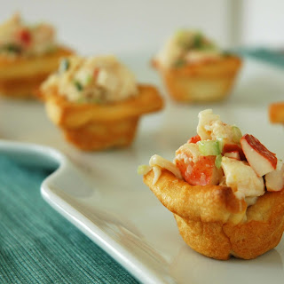 Lobster Salad Hors D Oeuvres Recipes