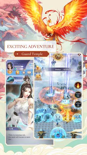 Idle Immortal: Train Asia Myth Beast screenshot 4