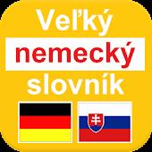 Veľký nemecký slovník SK PCT+