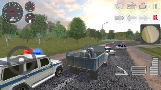 Hard Truck Driver Simulator 3D apkdebit screenshots 4