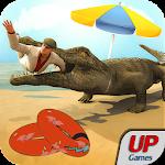 Crocodile Attack Simulator 2018: Alligator Games icon