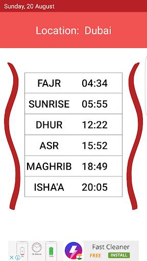 Silent Muslim - Auto-Silencer, Prayer Times  screenshots 4