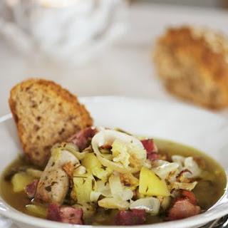 Irish Sausage Stew