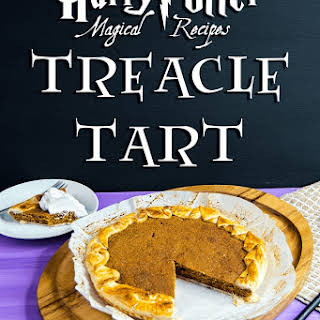 Treacle Tart | Harry Potter Recipes.