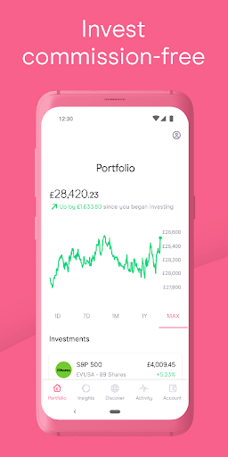 Freetrade - Invest commission-free Apk 1