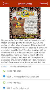 BestOfMaui- screenshot thumbnail