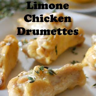 Limone Chicken Drumettes.