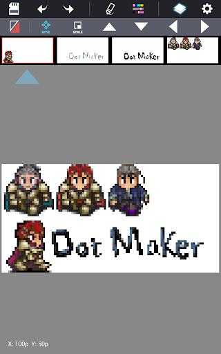 Dot Maker - Pixel Art Painter screenshot 10