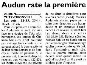 Photo: 15-10-11 R1M Audun-le-Tiche - ASVB 1-3
