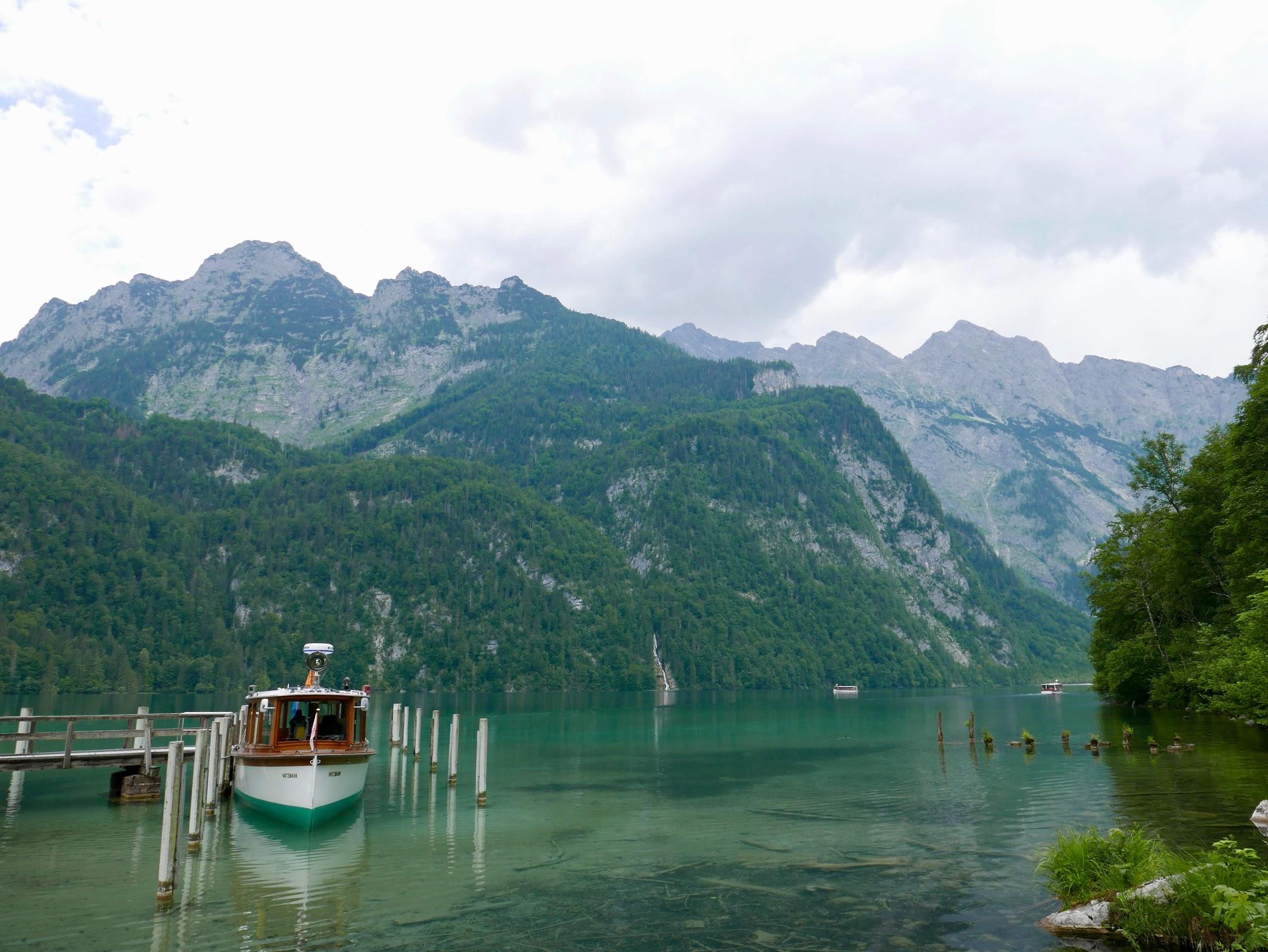 Salet, Königssee, Schönau am Königssee, Berchtesgaden