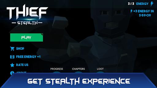 Télécharger Thief - Robbery Stealth Simulator apk mod screenshots 1