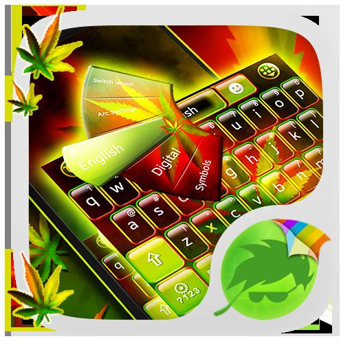 拉斯塔杂草键盘 個人化 App LOGO-硬是要APP