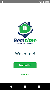Realtime Senior Living Facility App - náhled