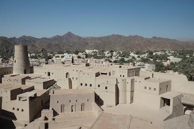 Fort in Bahla