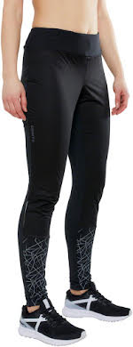 Craft Warm Train Wind Tights - Women's alternate image 1