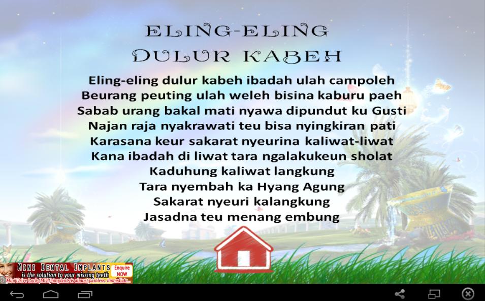 Contoh Teks Ceramah Agama Islam Bahasa Sunda Indonesia