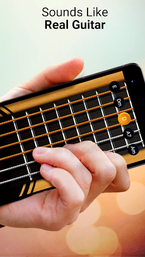 Acoustic Guitar Simulator App 1.12 screenshots 1
