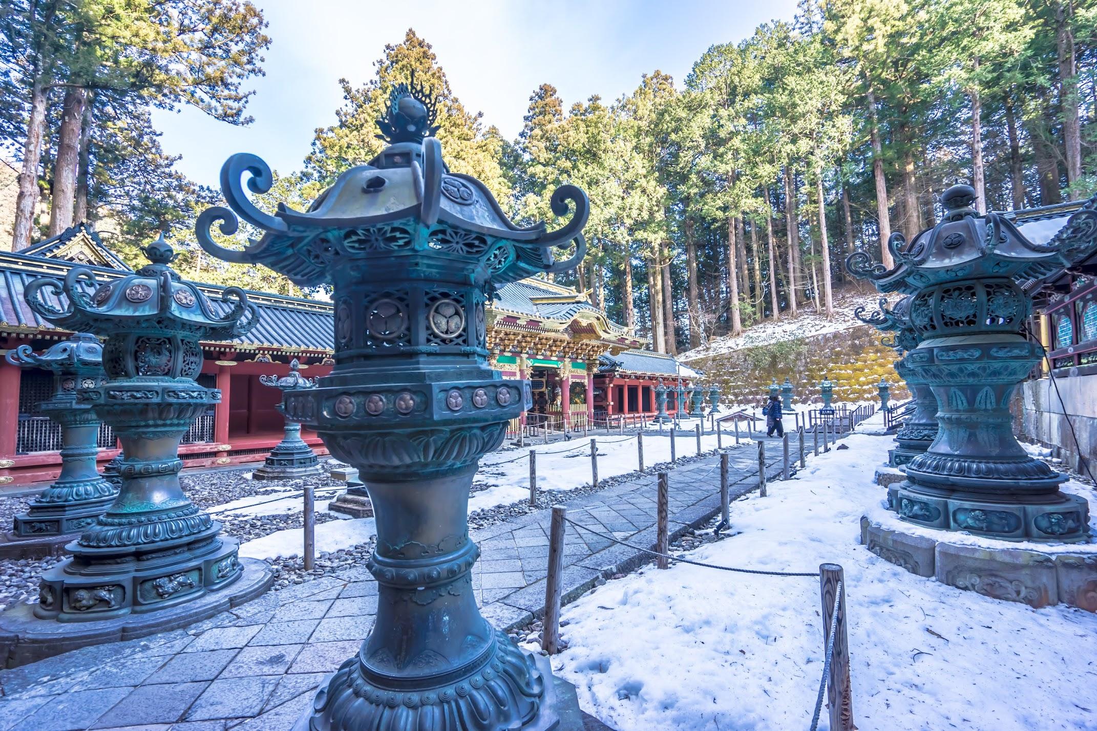 Nikko Taiyuin Nikkosan Rinno-Ji Temple6