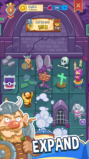 Tap Tap Kingdom - screenshot