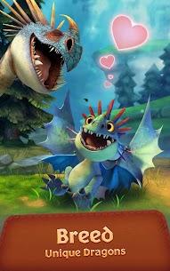 Dragons: Titan Uprising Mod Apk 1.22.2 (Enemy Can't Attack) 5