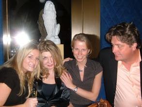 Photo: Adrienne Papp in Sweden, 2009