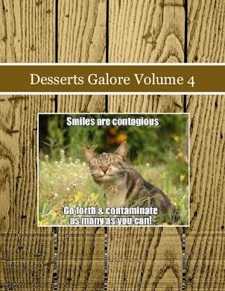 Desserts Galore Volume 4