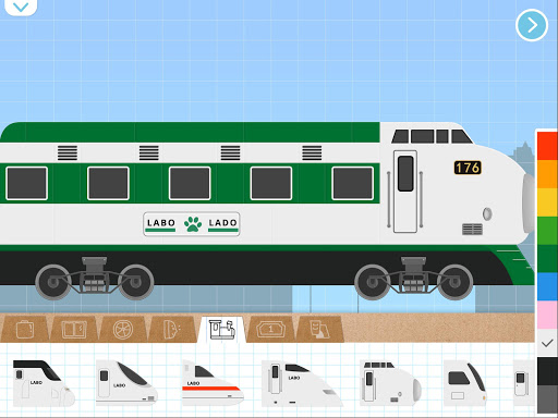 Labo Brick Train Build Game For Kids & Toodlers apkdebit screenshots 20