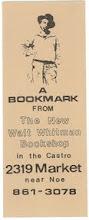 Photo: Walt Whitman Bookshop (1)
