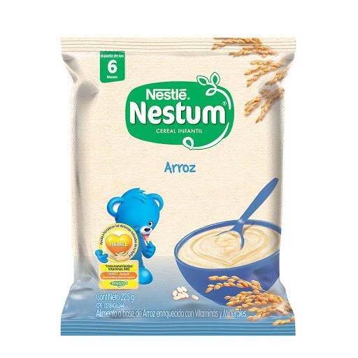 cereal infantil nestum arroz bolsa 225gr