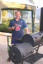 Photo: Berthold der Grillmaster