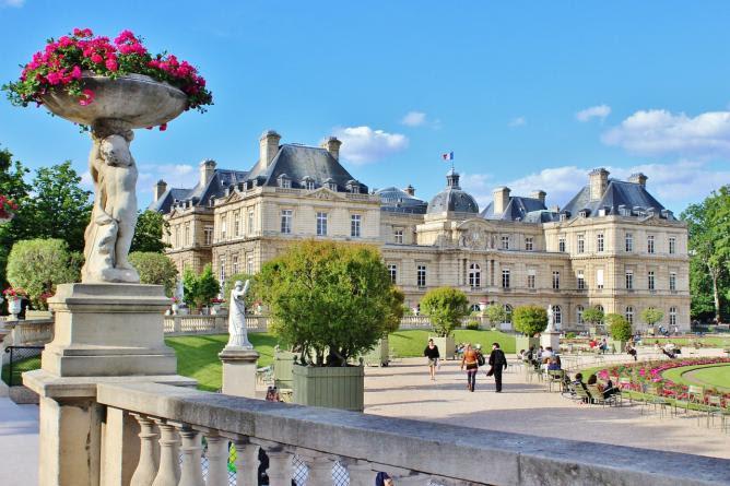 Французская архитектура