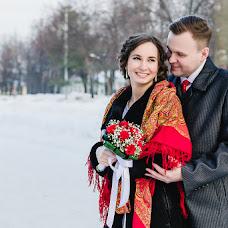 Wedding photographer Anastasiya Kostromina (akostromina). Photo of 19.02.2016