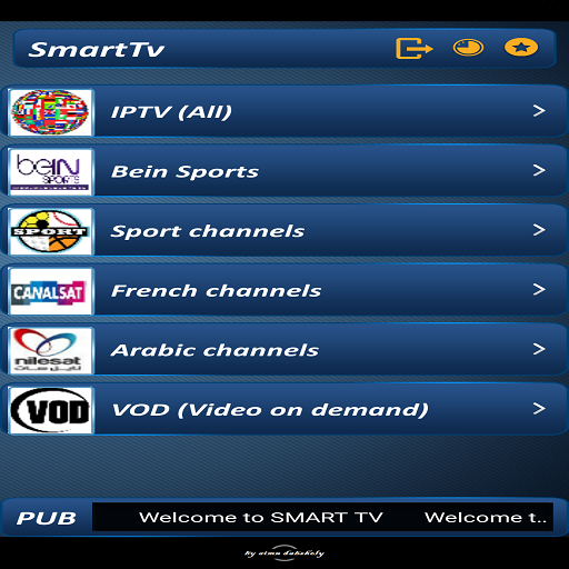 smart TV 9.0 Apk for Android 3