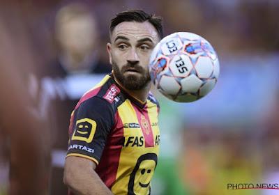 """""""Met zoveel goede spelers voor je is het makkelijk"""": Met een goal en zeven assists wees Onur Kaya de weg naar periodewinst KV Mechelen"""