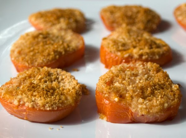 Easy Broiled Tomatoes Recipe
