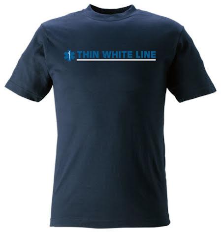 Thin White Line Funktionströja