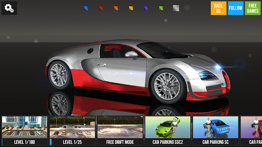 Car Parking 3D: Super Sport Car 4 7