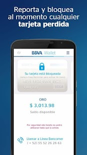 BBVA Wallet | Bancomer- screenshot thumbnail