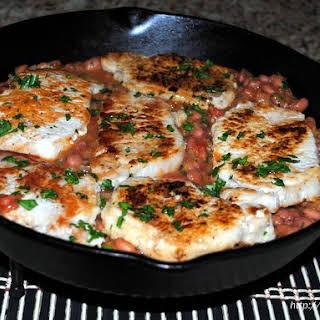 Balsamic Marinated Pork Chops.