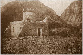 Photo: Cheile Turzii, cabana veche - sursa, Faceebok, Cheile Turzii. - 1894 la 4 ani de la inceperea constructiei  https://www.facebook.com/157561581034728/photos/a.158662867591266.4603.157561581034728/715906025200278/?type=3&theater&ifg=1