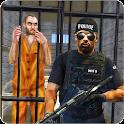 Prison Warden Chase Jail Break icon
