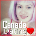 Canada Dating App - Free Chat & Dating for Singles icon