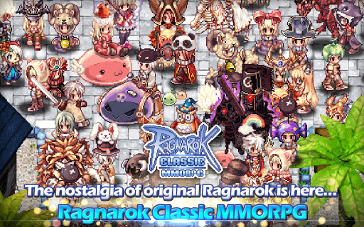 Ragnarok Classic MMORPG 5.8.0 screenshots 16