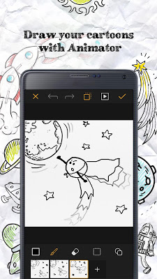 Animator: Make Your Cartoons - screenshot