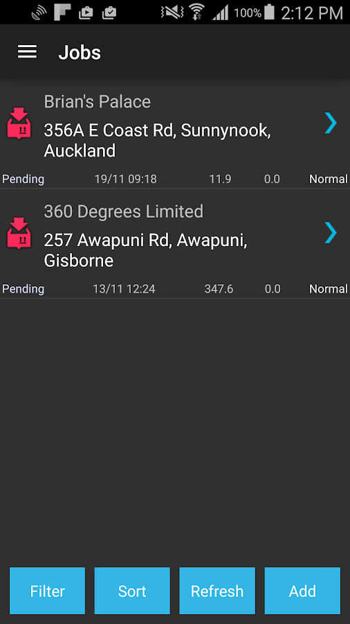 how to allow app to read my device android