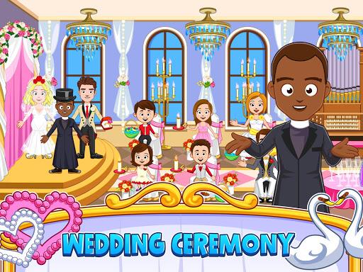My Town : Wedding Bride Game for Girls apkdebit screenshots 14