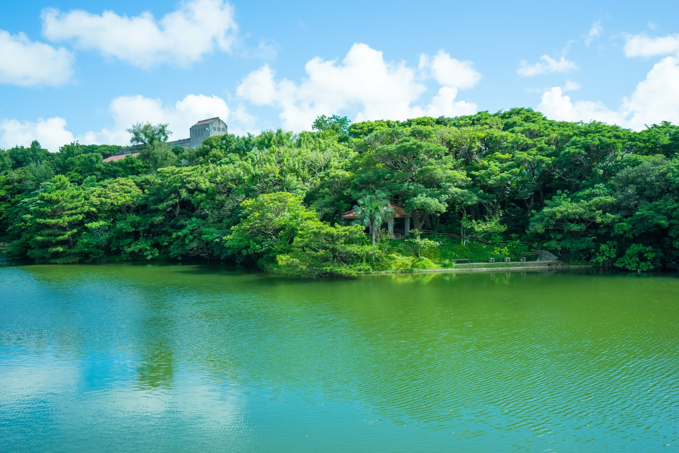 Ryutan Pond