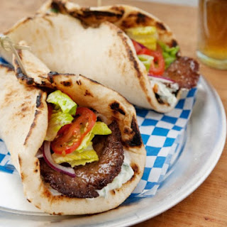Greek Devil Gyro.