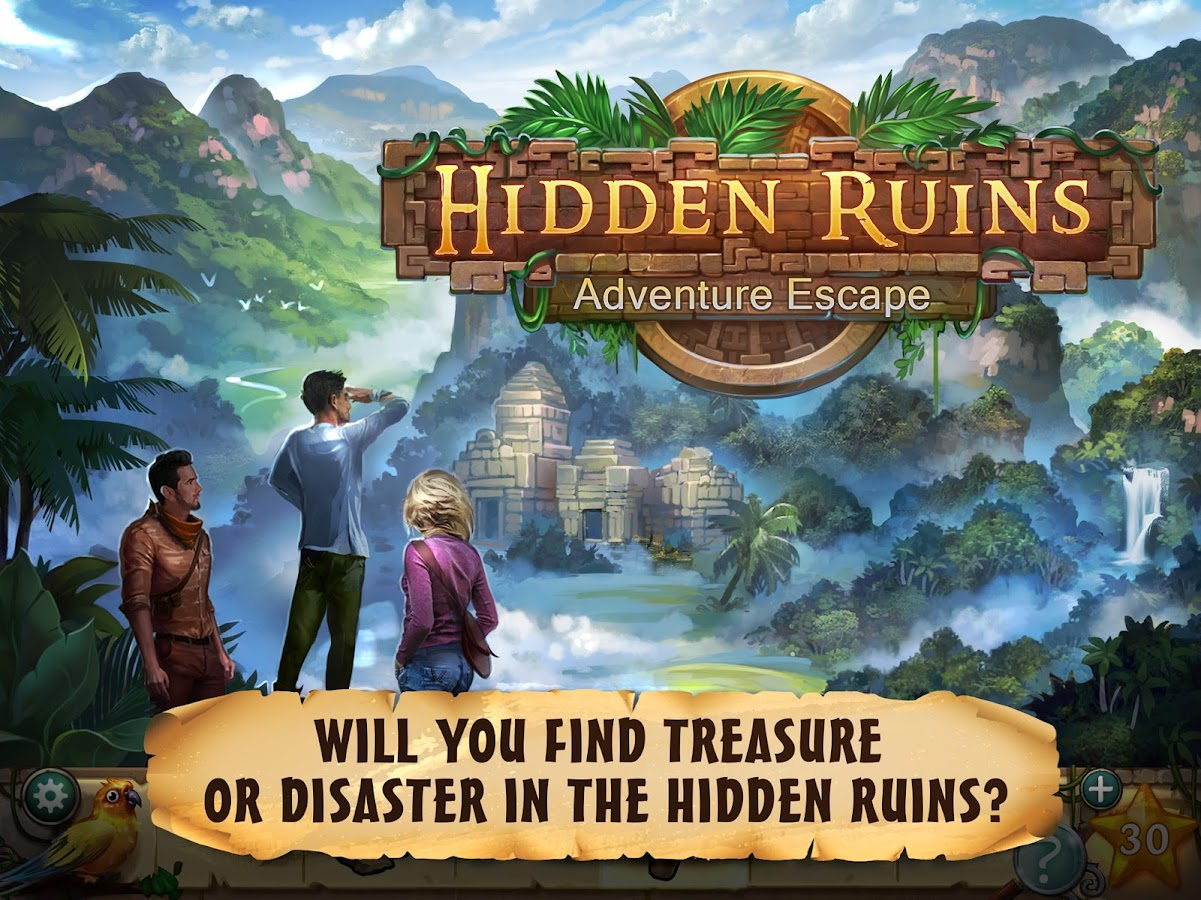 Adventure Escape: Hidden Ruins- screenshot